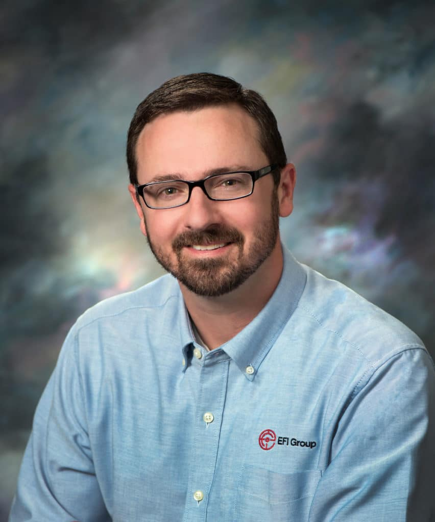 Jared Solich, P.E., Senior Project Engineer & Power and Energy Expert